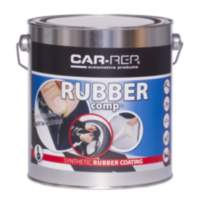 RUBBERcomp Car-Rep Black matt 3L