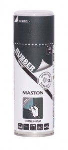 Spray RUBBERcomp Camo grön matt 400ml